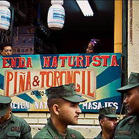 VENEZUELAN POLITICS / POLITICA EN VENEZUELA<br /> Venezuelan Military / Militares Venezolanos<br /> Caracas - Venezuela 2007<br /> (Copyright &copy; Aaron Sosa)