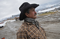 Mark Roeber, cattle rancher, Mt. Lamborn Ranch, Colorado