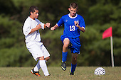 GCIT Boys Soccer vs Triton High School - September 17, 2012