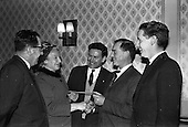 1963 - Esso National Roadside Gardens Competition Awards presented at the Anchor Hotel