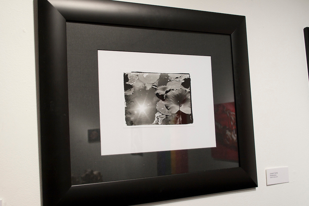Joseph Camp<br /> Reflections<br /> Gelatin silver print