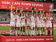 Cape Town 7's Rugby 2016