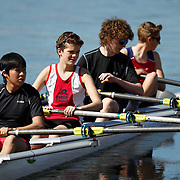 Claremont High School Rowing Photos March 31, 2016