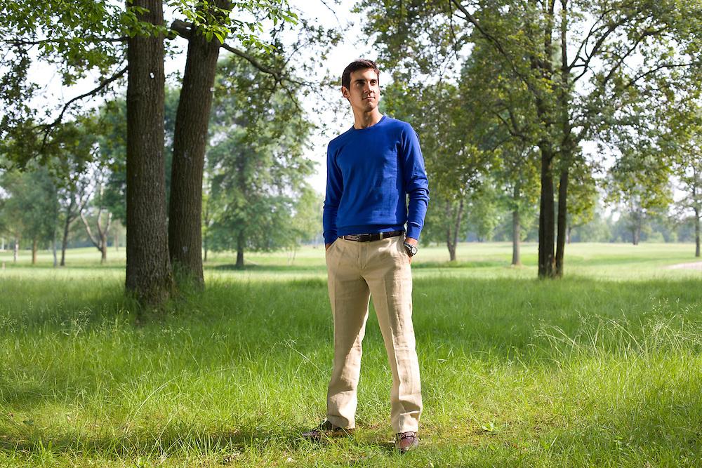 Matteo Manassero , Sportweek Italy