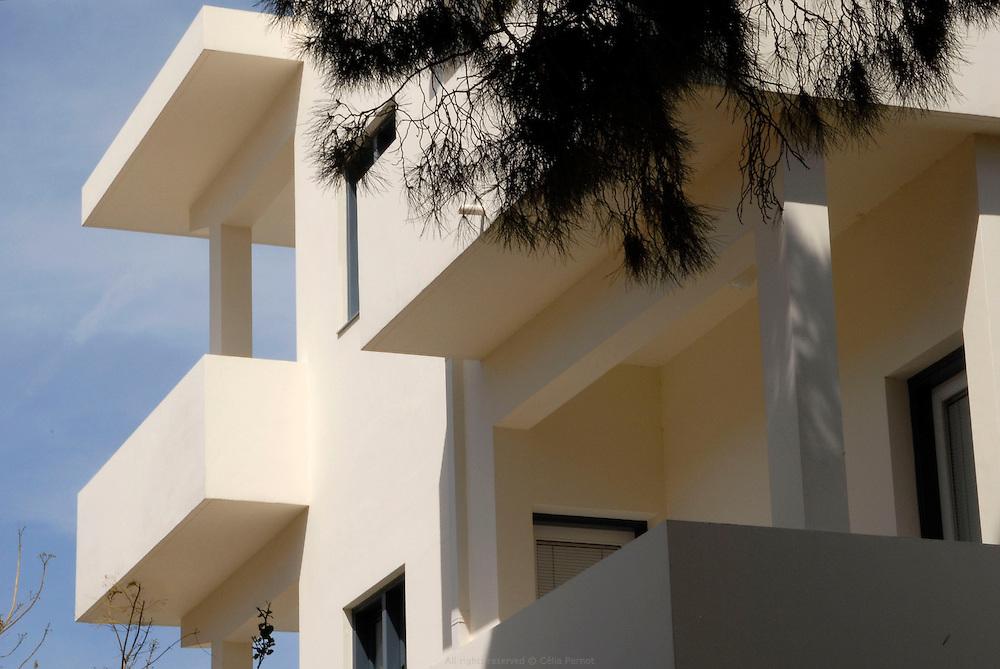 Bahaus architecture, Bialik street