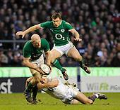 20100227 Six Nations England vs Ireland. Twickenham. UK