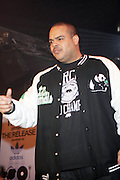 DJ Enuff at the Jadakiss performance of his new album ' The Last Kiss '  held at Highline Ballroom on April 8, 2009 in New York City