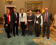 26/1/2011.Crafts Council of Ireland Aras an Uachtarain.Picture Dylan Vaughan.....