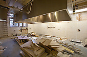 #12 Pembroke College Kitchen (lower ground floor) Before Refurbishment