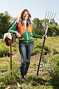 #6 Eat Good - Fruit, Vegetables, Milk<br /> &lt;br&gt;<br /> Molly Rockamann, Founding Director of EarthDance Farms<br /> &lt;P&gt;<br /> An acclaimed educator and champion of organic farming, Rockamann is at the forefront of the local urban farming movement.
