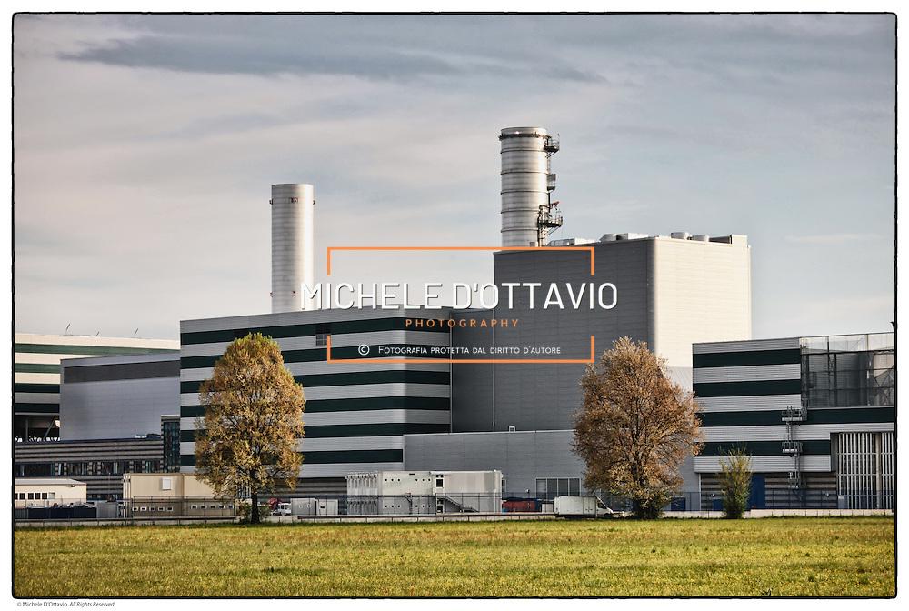 la centrale di cogenerazione Torino Nord di IREN ENERGIA.  La copertura della rete di teleriscaldamento raggiunge il 55% della volumetria urbana, per un totale di 550 mila abitanti . Torino è la capitale italiana del teleriscaldamento.