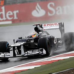 Motorsports: FIA Formula One World Championship 2012, Grand Prix of Great Britain, .#18 Pastor Maldonado (VEN, Williams F1),