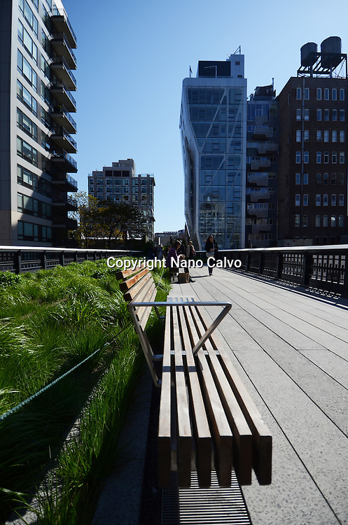 High Line Park, Manhattan