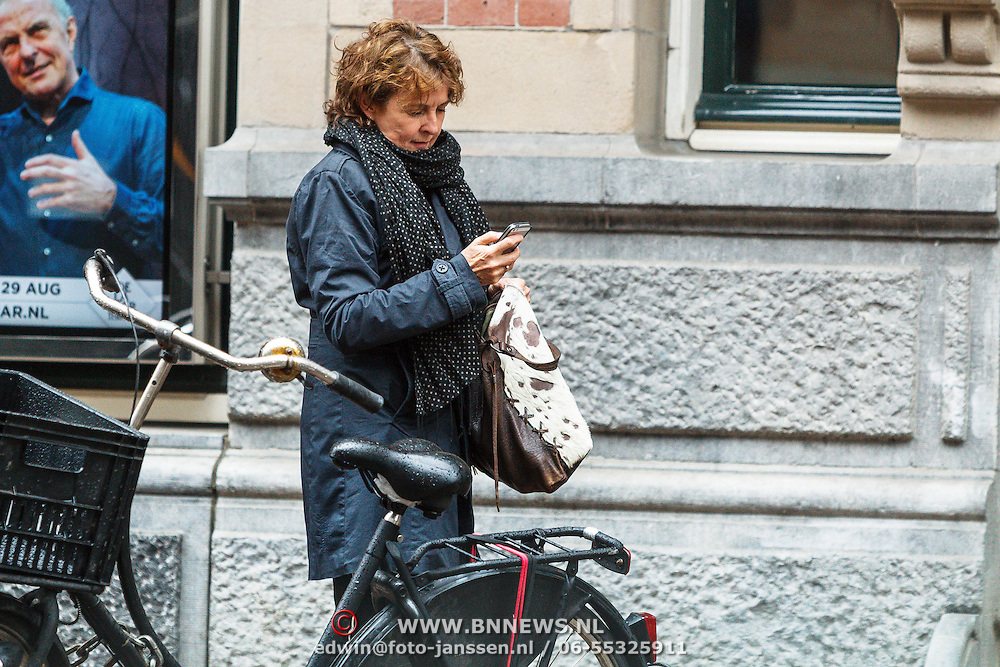 NLD/Amsterdam/20150529 - Annemieke Ruyten