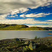 Imingfjell at the border of Buskerud and Telemark, Norway.
