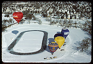 10: WINTER CARNIVAL HOT AIR BALLOONS