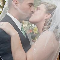 Brian and Bobbi Jo Allegood Wedding Oct. 6, 2012