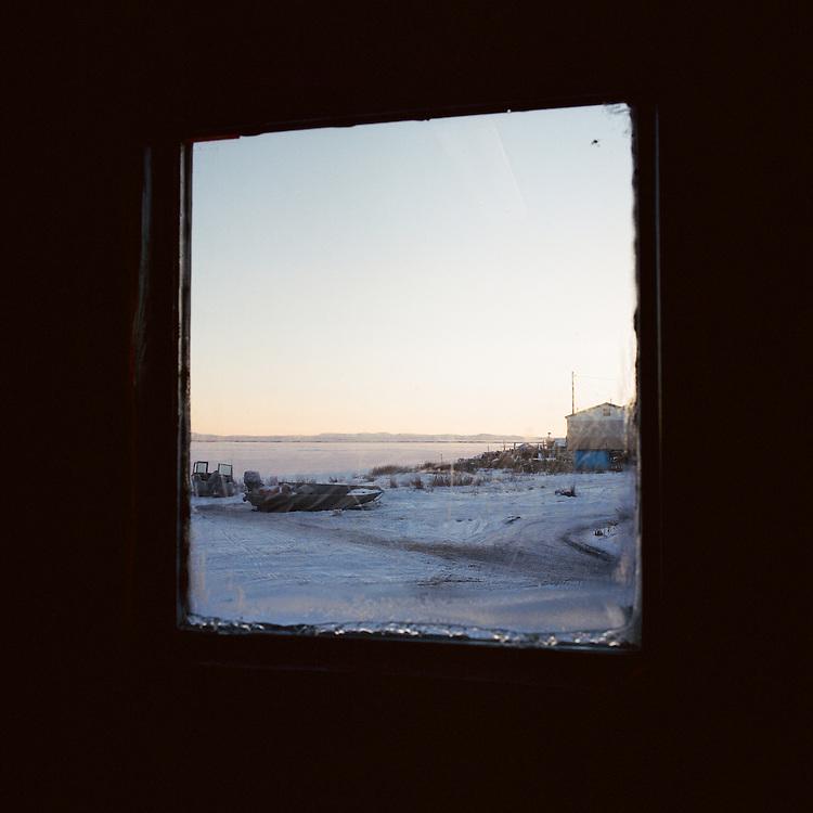 KIVALINA, ALASKA - 2007: