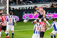 EINDHOVEN - PSV - SC Heerenveen , Eredivisie , voetbal , Philips stadion , seizoen 2014/2015 , 18-04-2015 , PSV speler Luuk de Jong scoort de 2-1