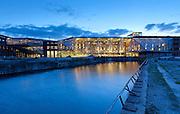 Kulturvaerftet, Culture Yard, Helsigor, Denmark. Architect: Aart