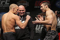March 26, 2010: UFC 111: George St. Pierre vs Dan Hardy Weigh-In