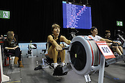 Birmingham, Great Britain,  2008 British Indoor Rowing Championships, National Indoor Arena. on  Sunday 26.10.2008 . [Photo, Peter Spurrier/Intersport-images]