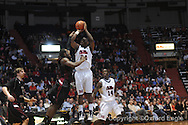 Ole Miss vs South Carolina on Wednesday, January 20, 2010 in Oxford, Miss.