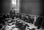 1964 - Council of Europe working party meeting opens in Leinster House