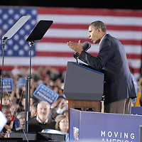 President Barack Obama - The Ohio State University Oct. 17, 2010