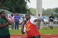 Lafayette High in the MHSAA state track meet in Pearl, Miss. on Monday, May 14, 2012.