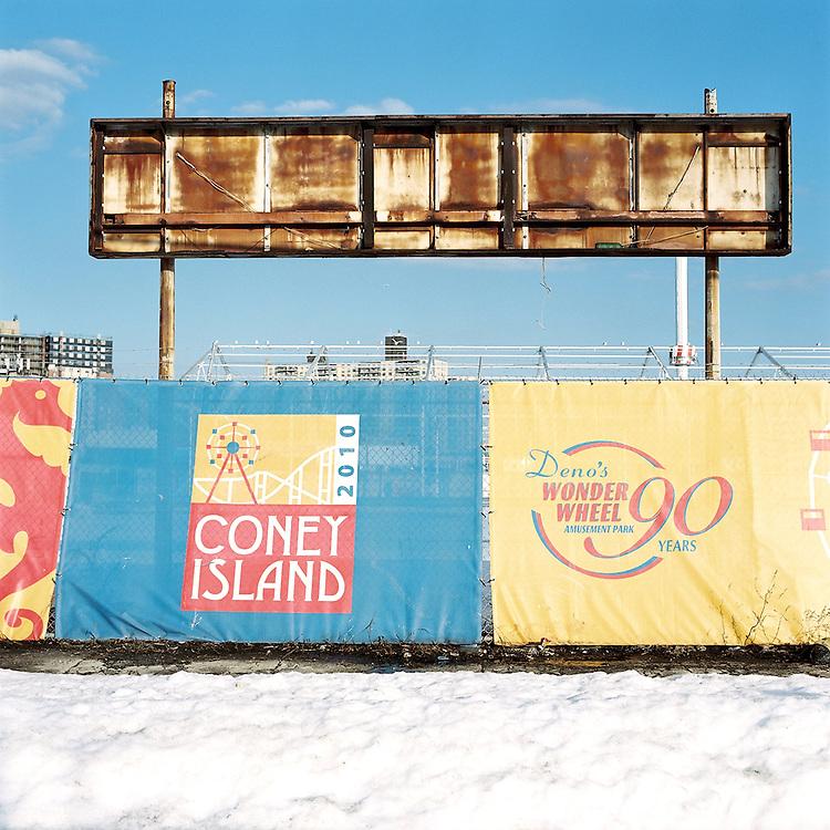 Coney Island Sundays 2011