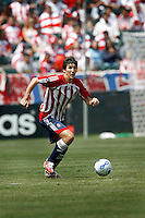 20 May 2007: Chivas #16 Sacha Klijestan  during a 1-1 tie for MLS Chivas USA vs. Los Angeles Galaxy pro soccer teams at the Home Depot Center in Carson, CA.