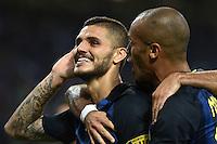 Milano - 18.09.2016 - Serie A 2016-17 - 4a giornata - Inter-Juventus - Nella foto: Mauro Icardi  - Inter
