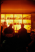 Bar in Mitte, East Berlin.