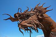 20160429 Metal Sculptures of Borrego Springs
