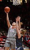 UNM women's basketball vs Utah State