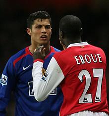 070121 Arsenal v Man Utd