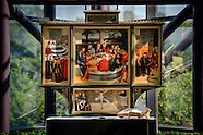 Cranach altar at the International Center