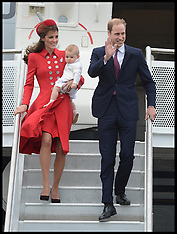 Royal Tour: Prince George