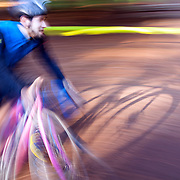 PE00346-00...WASHINGTON - Cyclocross bicycle race in Seattle.
