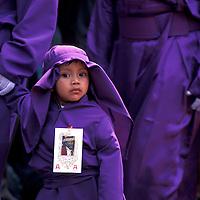 Easter Procession, Semana Santa, Holy Week, Antigua, Guatemala, Central America