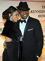 Neo and guest attend the 31st annual Kennedy Center Honors, at the John F Kennedy Center for the Performing Arts in Washington, DC on December 07, 2008