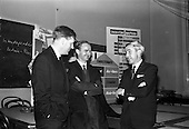 1964 Peter Owens Lecture at U.C.D.