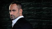 Portuguese actor Luis Gaspar photographed by Taco van der Werf