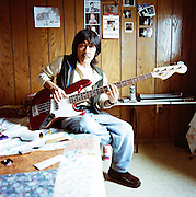 John Peter John of Newtok, Alaska. Son of Peter John. 2008