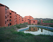La Duquesa housing development in Casares, Malaga, Spain.