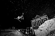 Skier: Esteban Gim&eacute;nez Zapiola<br />