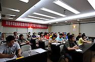 27/05/08 - CHANGSHA - HUNAN - CHINE - Siege de la Societe LPHT, filialle de LIMAGRAIN sur le marche des semences - Photo Jerome CHABANNE