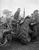 1959 - 29/01 Queen of the Plough/National Ploughing Championship, Kilkenny