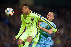 150224 Man City v Barcelona